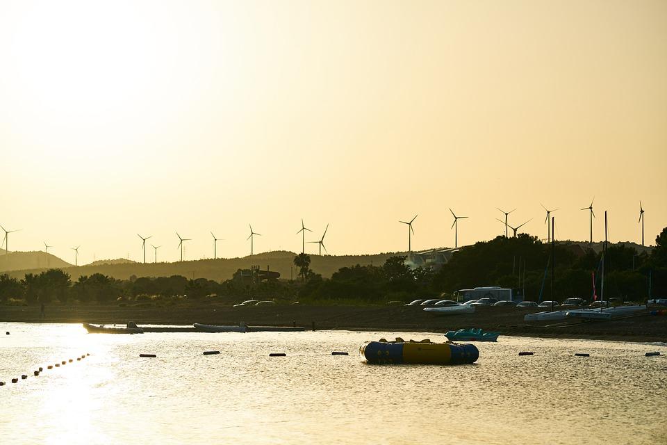 Bäst att binda elpriset på sommaren?