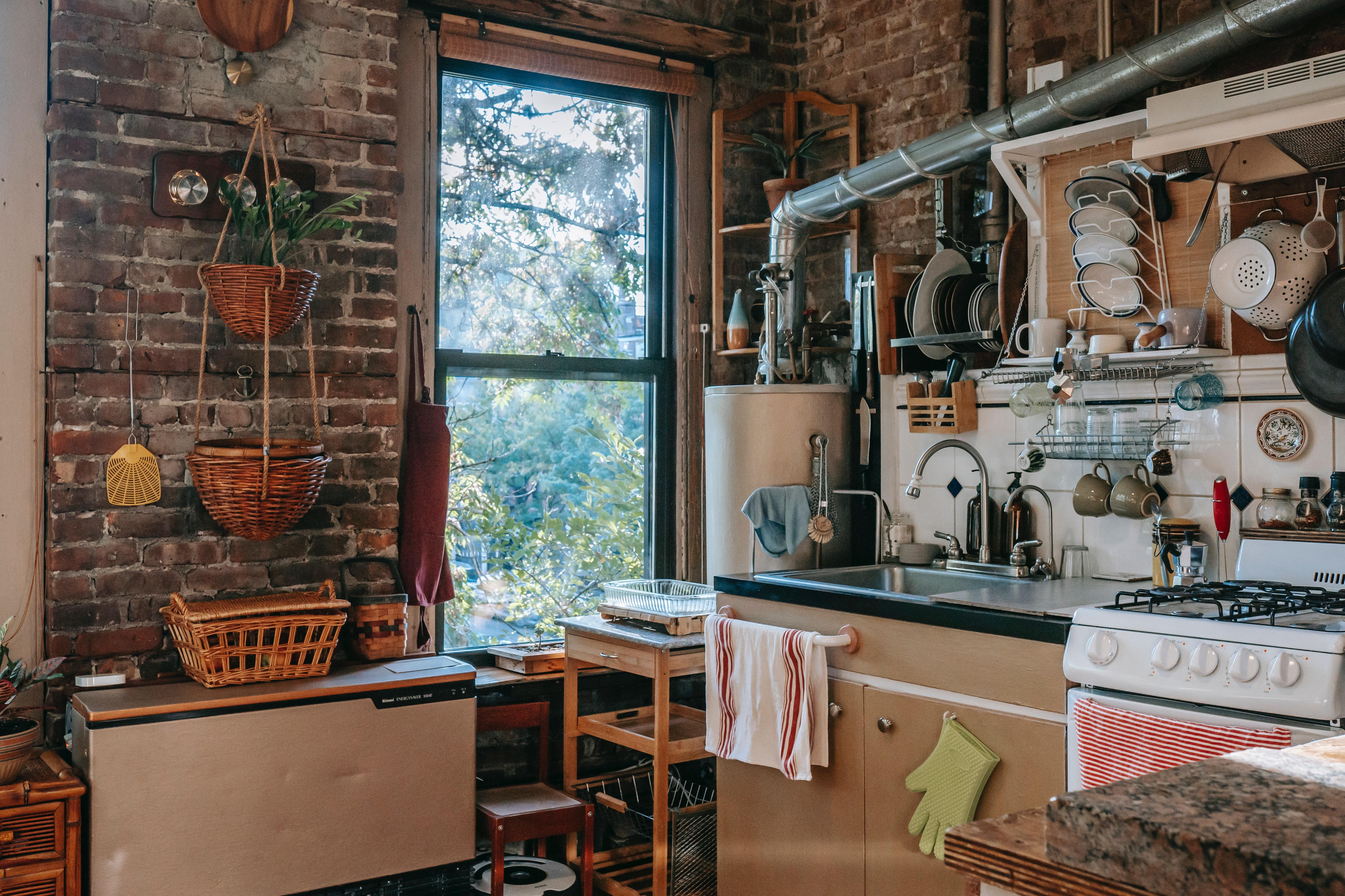 Spara energi i köket - för miljön och plånboken
